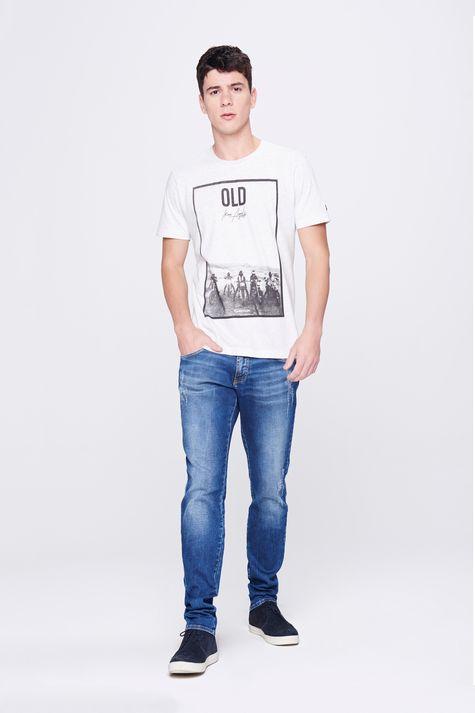 Camiseta-Malha-Mescla-Masculina-Detalhe-2--