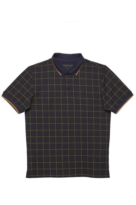 Camisa-Gola-Polo-Xadrez-Masculina-Detalhe-Still--