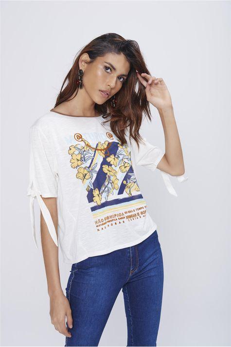 Camiseta-Amarracao-Manga-Feminina-Frente--