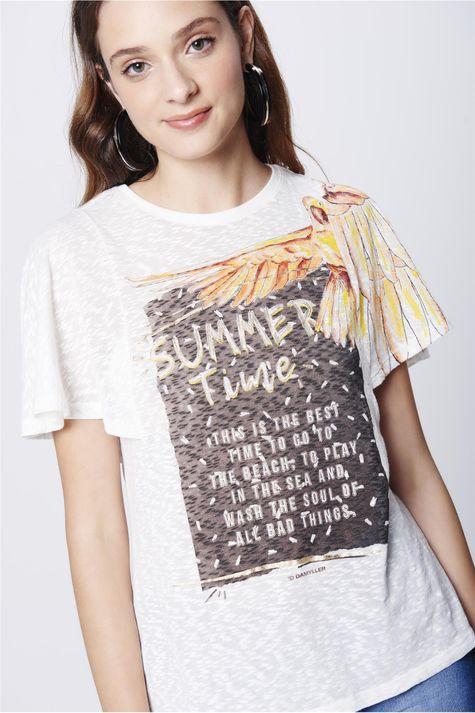 Camiseta-com-Mangas-Amplas-Feminina-Frente--