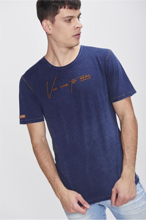 Camiseta-Estampa-Voar-Masculina-Frente--