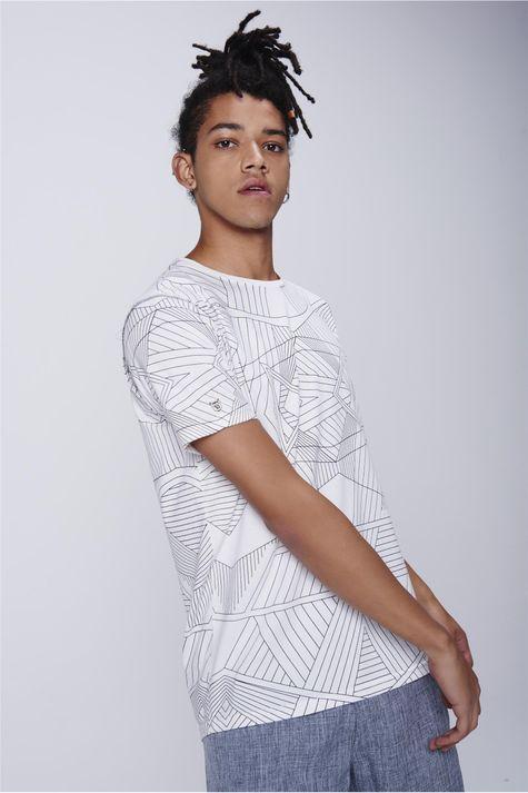 Camiseta-Unissex-Estampa-Geometrica-Frente--