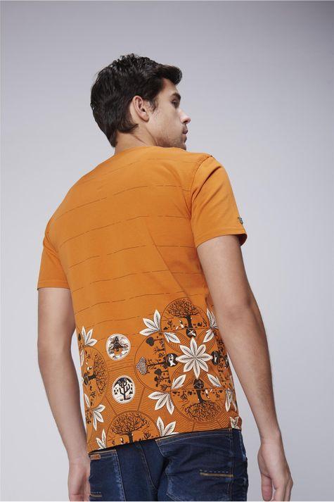 Camiseta-Estampada-Unissex-Costas--