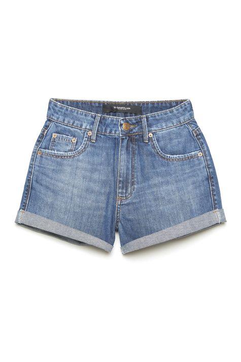 Short-Jeans-de-Cintura-Alta-Feminino-Detalhe-Still--