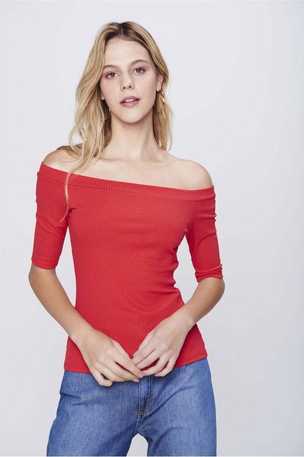 Blusa-Canelada-Ombro-a-Ombro-Feminina-Frente--