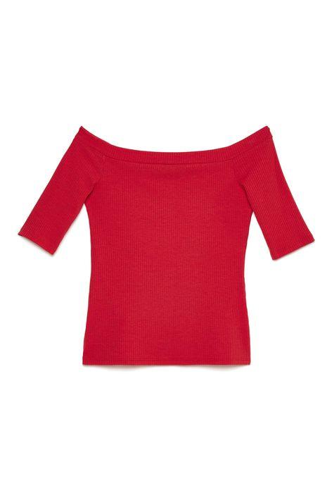 Blusa-Canelada-Ombro-a-Ombro-Feminina-Detalhe-Still--