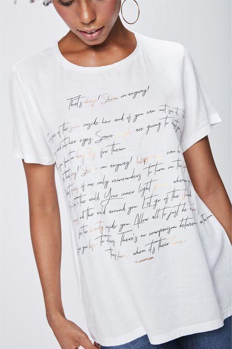 Camiseta-Feminina-com-Detalhe-Metalizado-Detalhe--