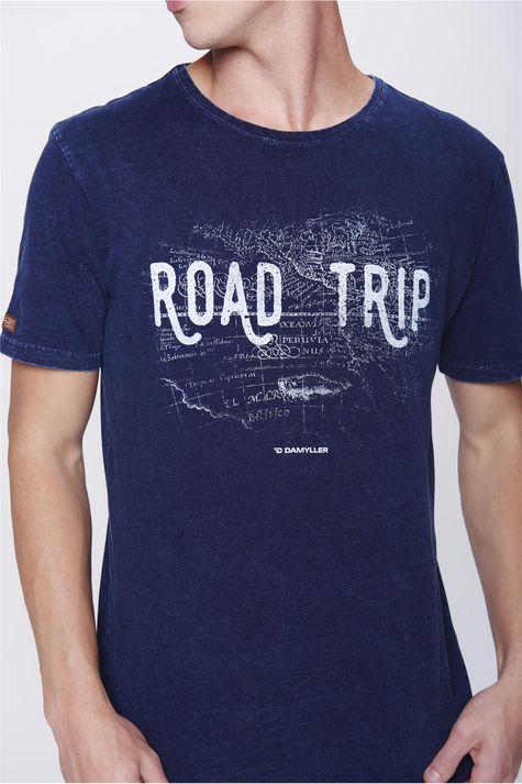 Camiseta-Estampa-Road-Trip-Masculina-Detalhe--