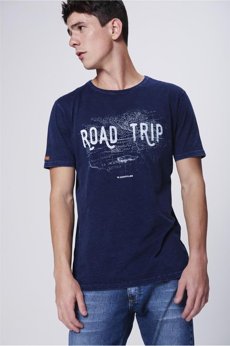Camiseta-Estampa-Road-Trip-Masculina-Frente--