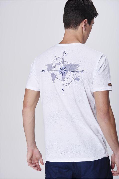 Camiseta-com-Respingos-Masculina-Costas--