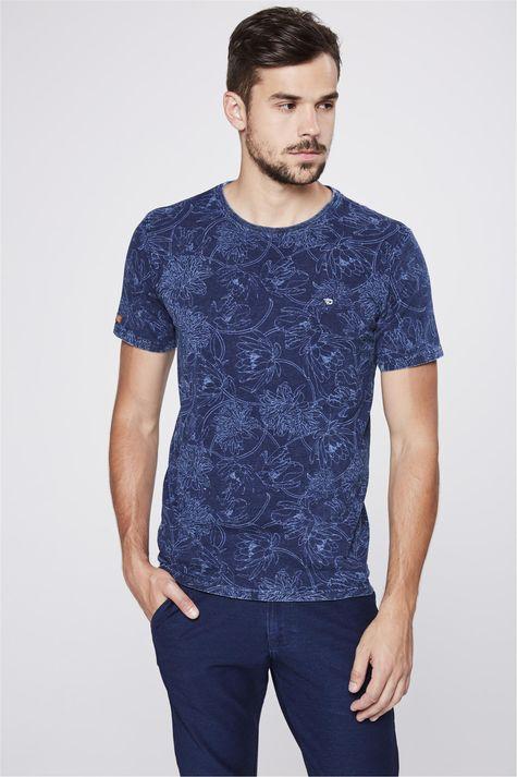 Camiseta-de-Malha-Denim-Unissex-Frente--