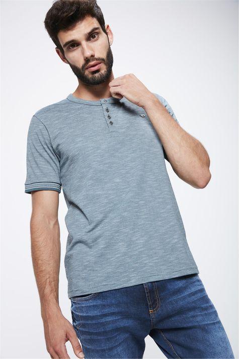 Camiseta-Masculina-Mangas-com-Retilinea-Frente--