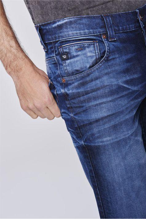 Bermuda-Reta-Jeans-Masculina-Detalhe--