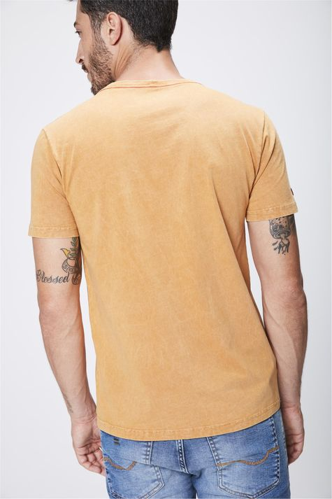 Camiseta-Color-Unissex-Costas--