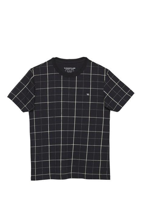 Camiseta-Xadrez-Masculina-Detalhe-Still--