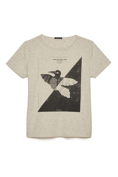 Camiseta-Feminina-com-Estampa-Frontal-Detalhe-Still--