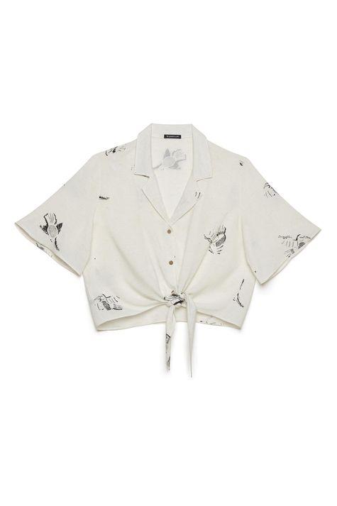 Camisa-Feminina-com-Amarracao-Detalhe-Still--