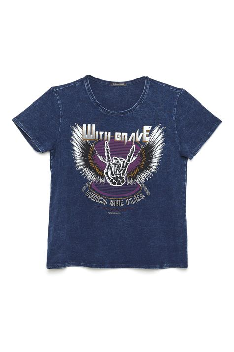 Camiseta-Denim-Estampa-Wings-Feminina-Detalhe-Still--