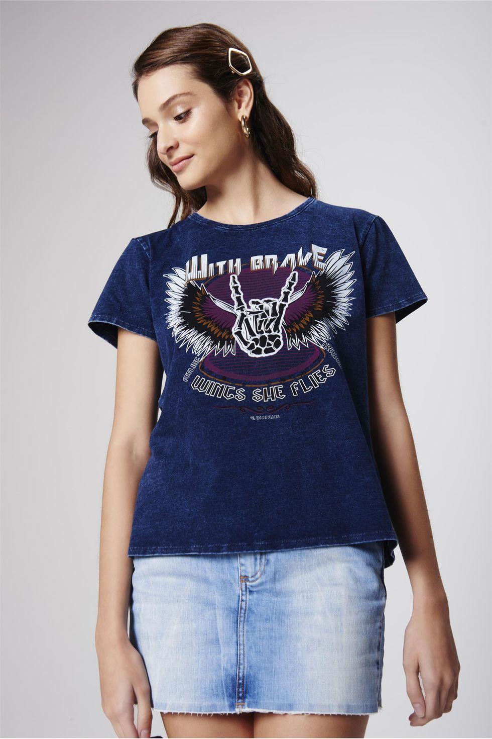 Camiseta-Denim-Estampa-Wings-Feminina-Frente--