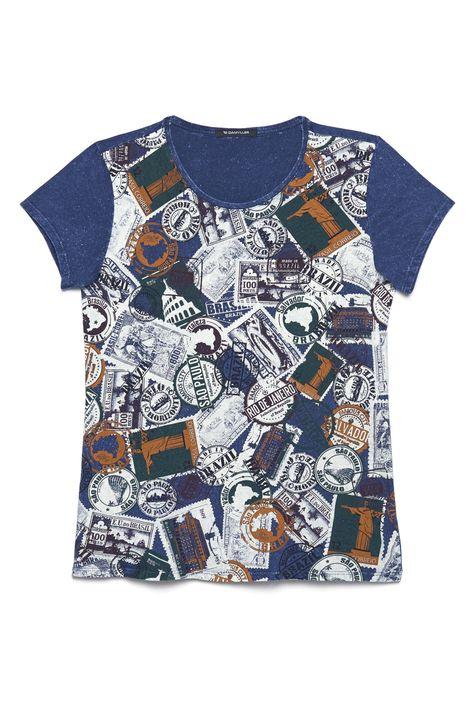 Camiseta-com-Frente-Estampada-Feminina-Detalhe-Still--