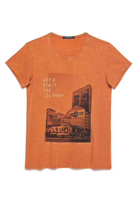 Camiseta-com-Estampa-Frontal-Feminina-Detalhe-Still--