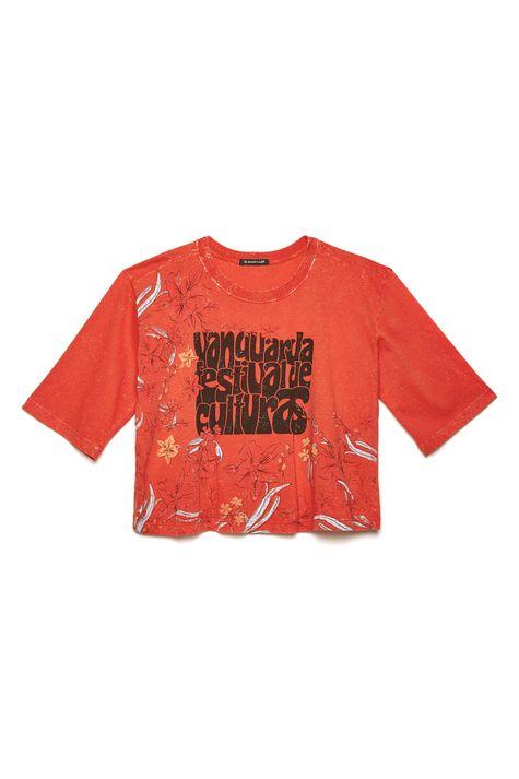 Camiseta-Feminina-Cropped-Estampada-Detalhe-Still--