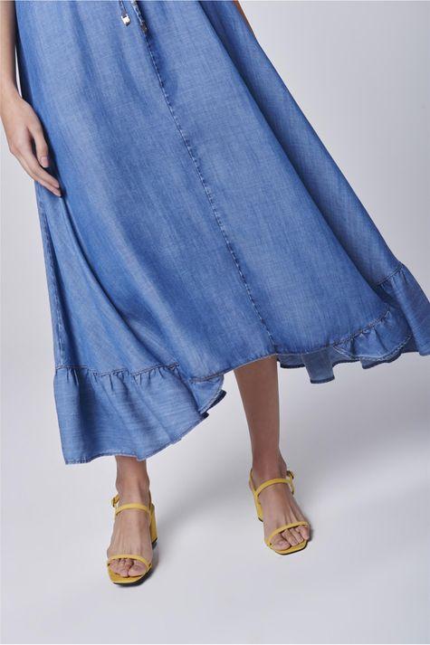 Vestido-Jeans-Longo-com-Babado-na-Barra-Detalhe-1--