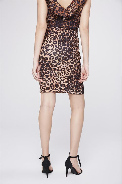 Saia-Secretaria-Animal-Print-Costas--
