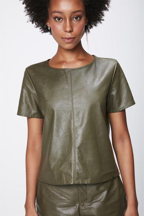 Blusa-Verde-Resinada-Feminina-Frente--