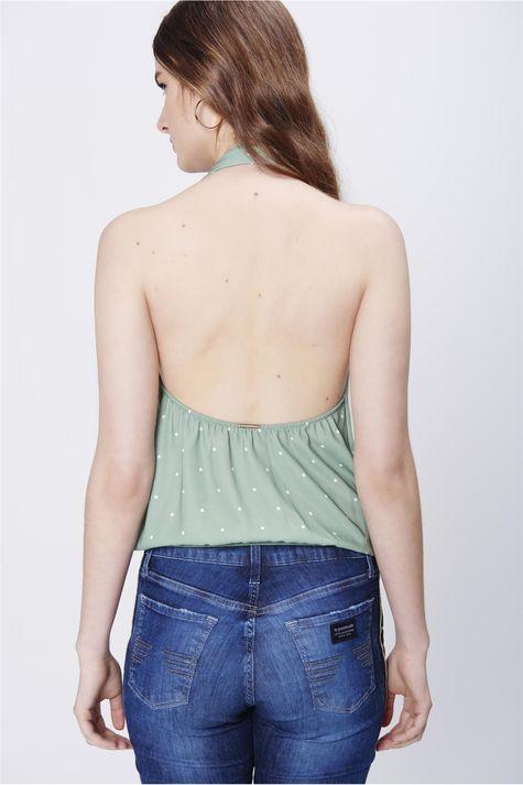 Blusa-de-Frente-Unica-Poa-Feminina-Costas--