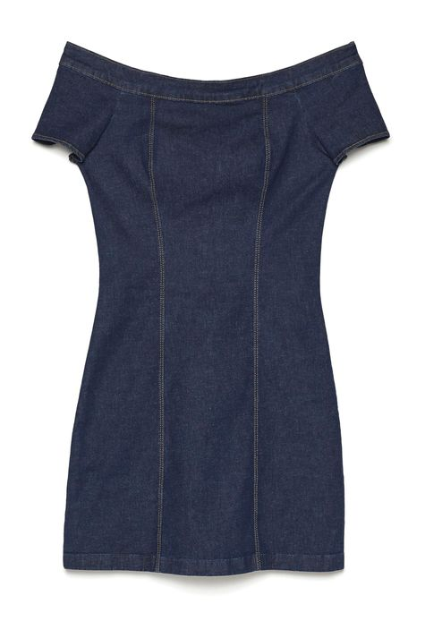 Vestido-Jeans-com-Decote-Ombro-a-Ombro-Detalhe-Still--