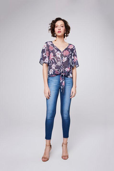 Blusa-Floral-Com-Amarracao-Feminina-Detalhe-1--