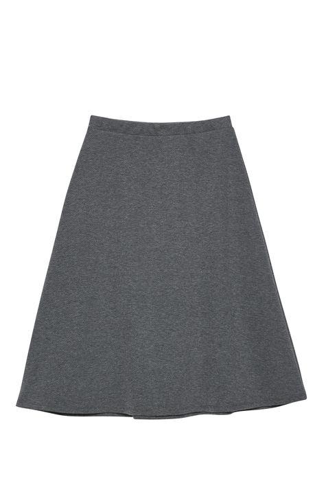 Saia-Midi-com-Textura-Canelada-Feminina-Frente--