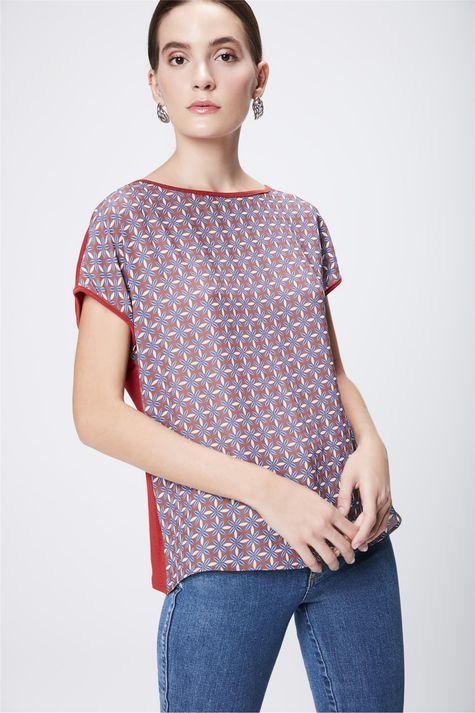 d6fea5a84a Camiseta Estampada Feminina