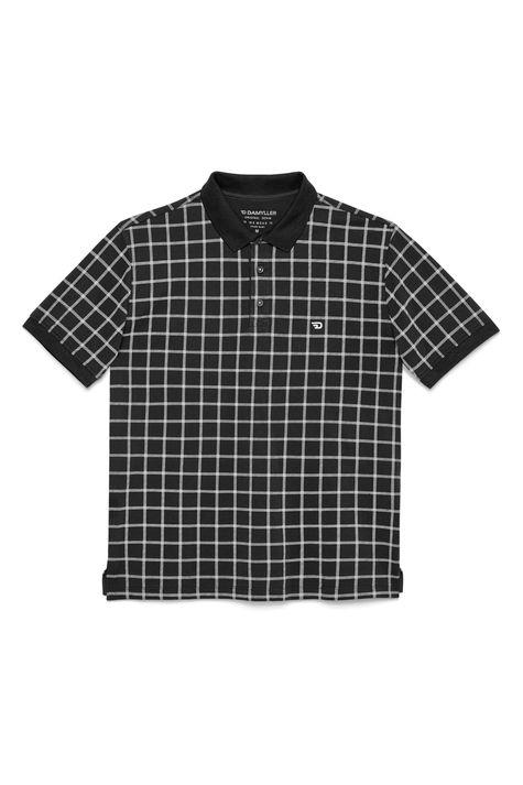 Camisa-Gola-Polo-Fit-Xadrez-Masculina-Detalhe-Still--