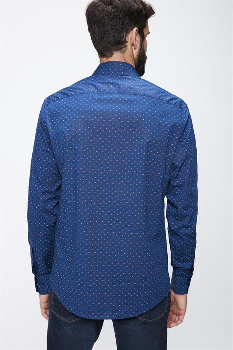 Camisa-Estampada-Manga-Longa-Masculina-Costas--