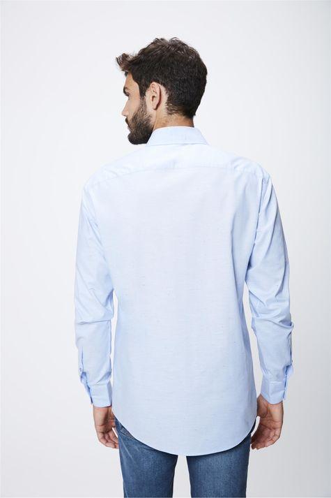 Camisa-Social-Manga-Longa-Masculina-Costas--