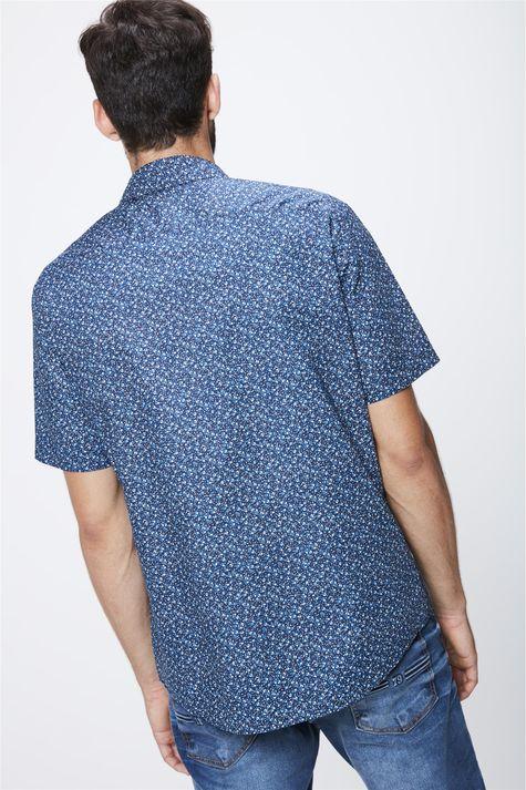 Camisa-Estampada-Manga-Curta-Masculina-Costas--