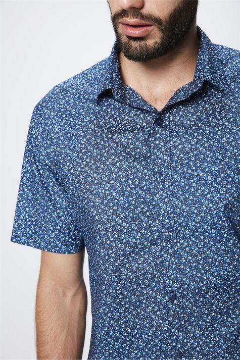 Camisa-Estampada-Manga-Curta-Masculina-Detalhe--