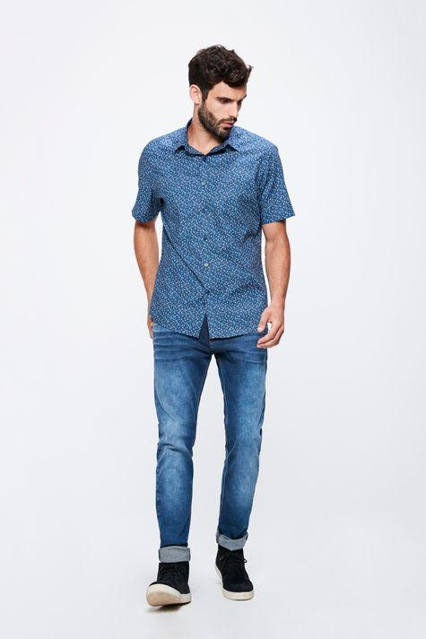 Camisa-Estampada-Manga-Curta-Masculina-Detalhe-1--