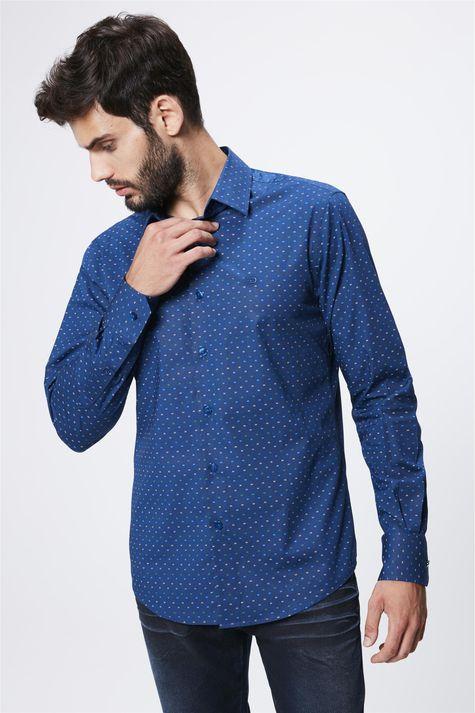 Camisa-Estampada-Manga-Longa-Masculina-Frente--