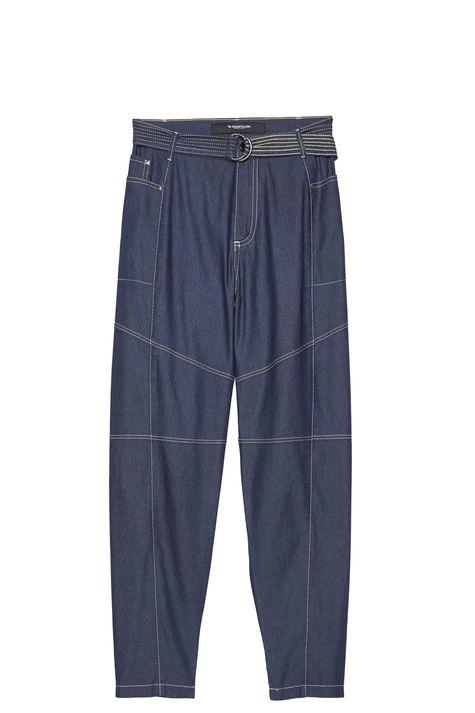 Calca-Jeans-Cargo-com-Cinto-Feminina-Detalhe-Still--