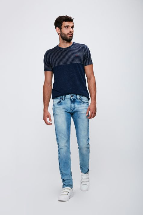 Calca-Skinny-Jeans-Claro-Masculina-Frente--
