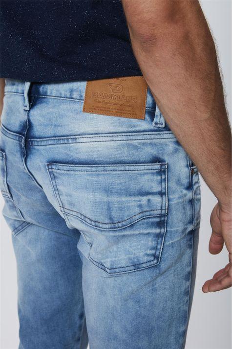 Calca-Skinny-Jeans-Claro-Masculina-Detalhe--