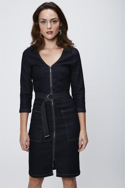 Vestido-Midi-Jeans-Escuro-Frente--
