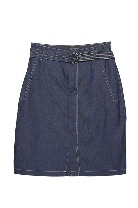 Saia-Jeans-com-Cinto-Detalhe-Still--