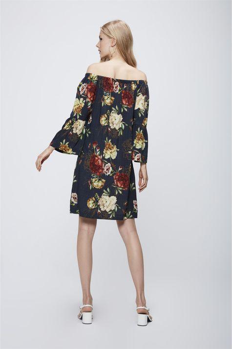 Vestido-Floral-com-Decote-Ombro-a-Ombro-Costas--