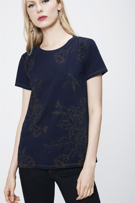 Camiseta-Feminina-em-Malha-Denim-Frente--