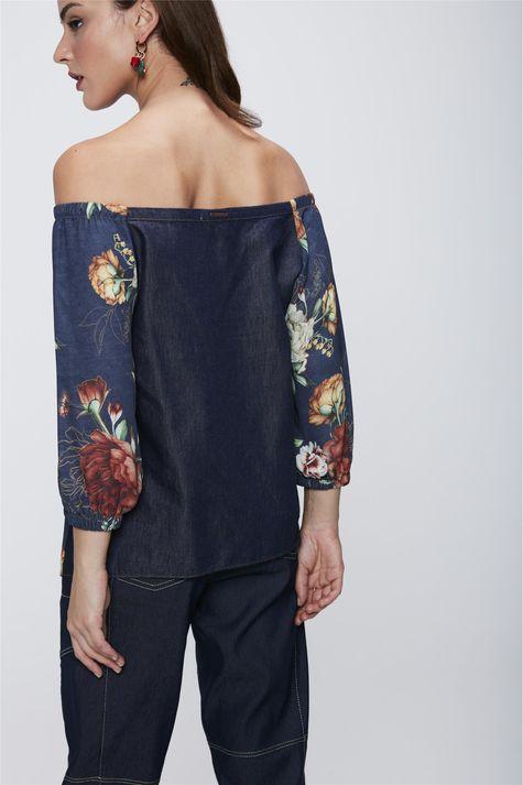 Blusa-Floral-Ombro-a-Ombro-Feminina-Costas--