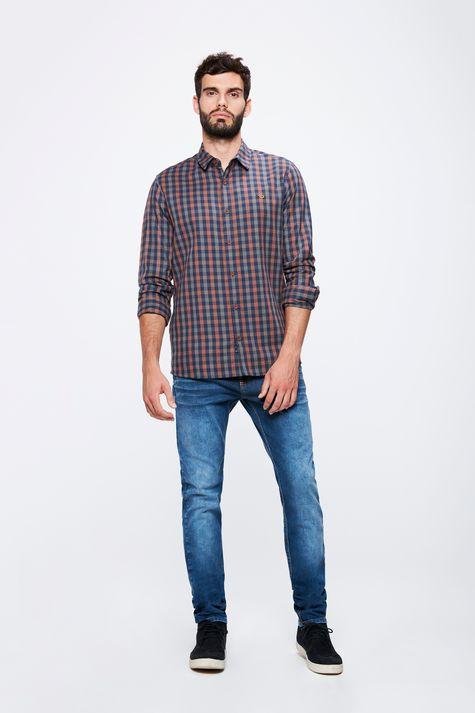 Camiseta-Xadrez-Masculina-Detalhe-1--